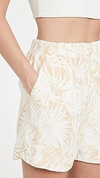 ANINE BING Candice Shorts