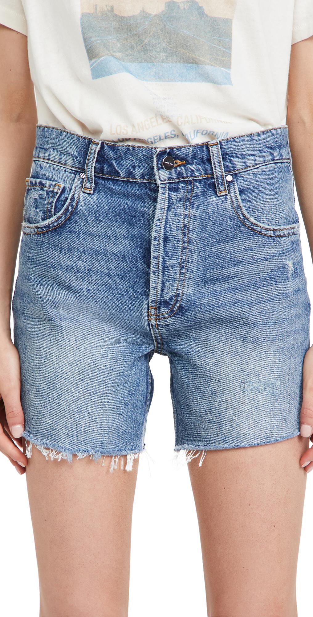 ANINE BING Kit Shorts