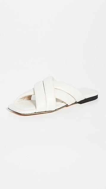 ANINE BING Eve Sandals