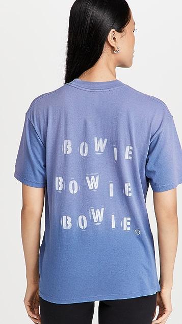ANINE BING Bowie Ida Tee