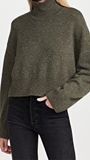 ANINE BING Camilia Cashmere Sweater