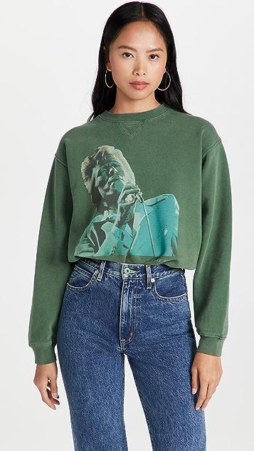 ANINE BING Ramona Sweatshirt Ab X To Bowie