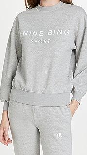 ANINE BING AB Sport Evan Sweatshirt