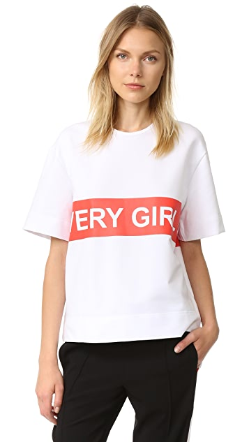 Anna K Every Girl is Kate Moss T-Shirt