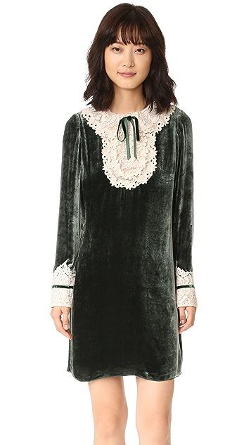 c781b3e6063 Anna Sui Velvet   Romantique Lace Dress