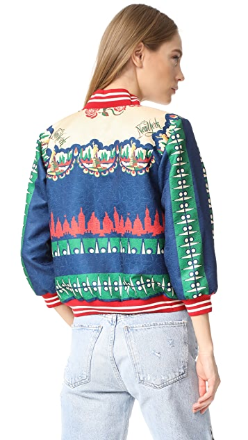 Anna Sui New York Jacket