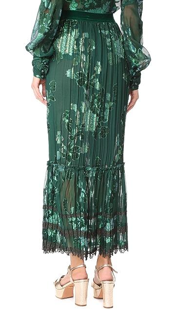 Anna Sui Moonlight Skirt