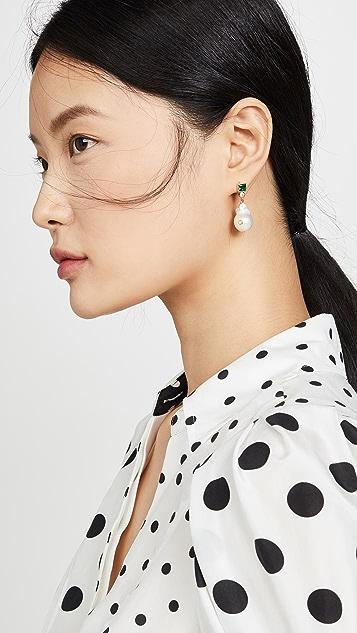 Anni Lu Baroque Pearl Earrings