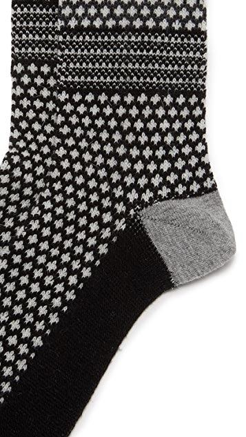 Anonymous Ism Chesnutt JQ Crew Socks