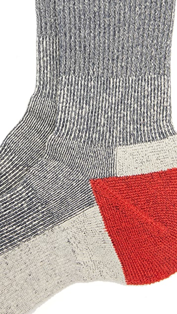 Anonymous Ism Colorblock Socks