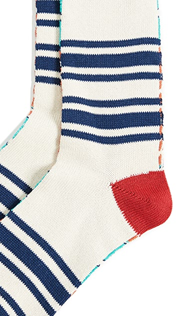 Anonymous Ism Diffa Border Crew Socks