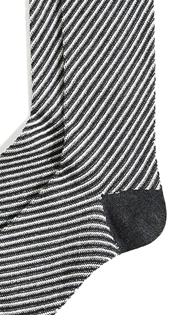 Anonymous Ism Spiral JW Crew Socks