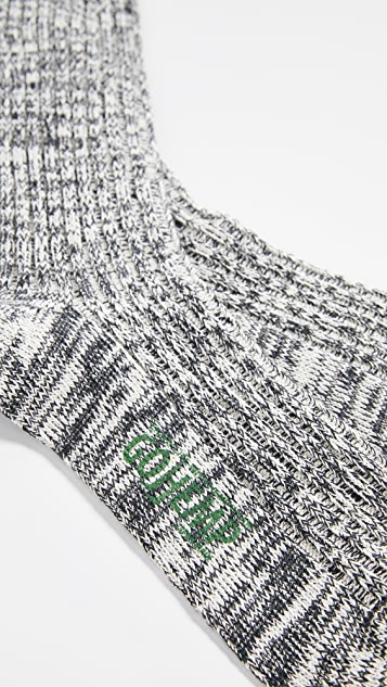 Anonymous Ism Go Hemp Crew Socks