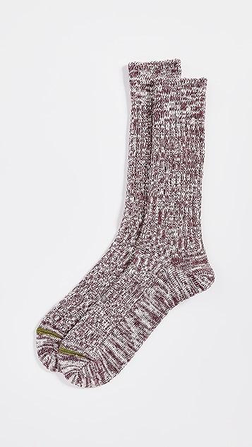 Anonymous Ism Go Hemp Crew Socks