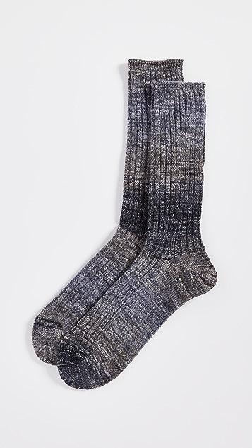 Anonymous Ism Go Hemp Splash Crew Socks