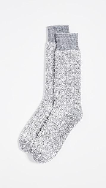 Anonymous Ism Textured 3-Layer Crew Socks