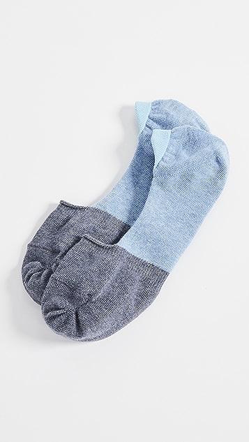 Anonymous Ism OC Two Tone Socks