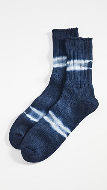 Anonymous Ism Shibori Dye Crew Socks