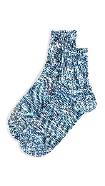 Anonymous Ism 5 Col Mix Q Socks