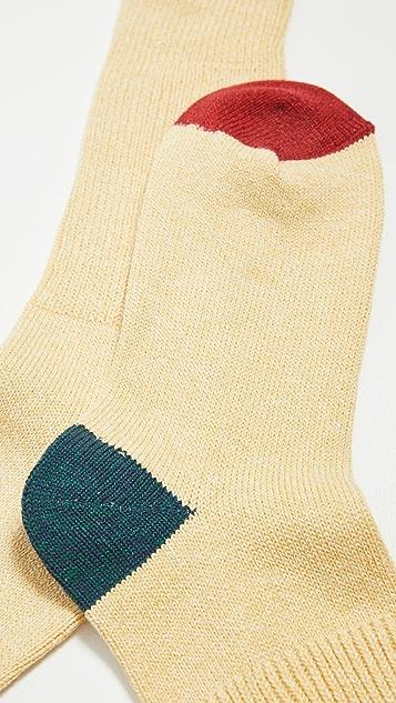 Anonymous Ism Moc 2 Points Crew Socks