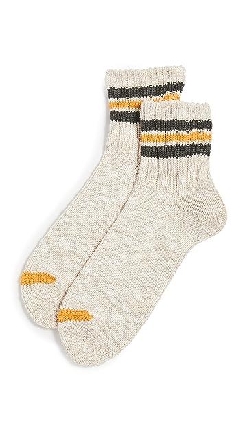 Anonymous Ism 3line Slub Q Socks
