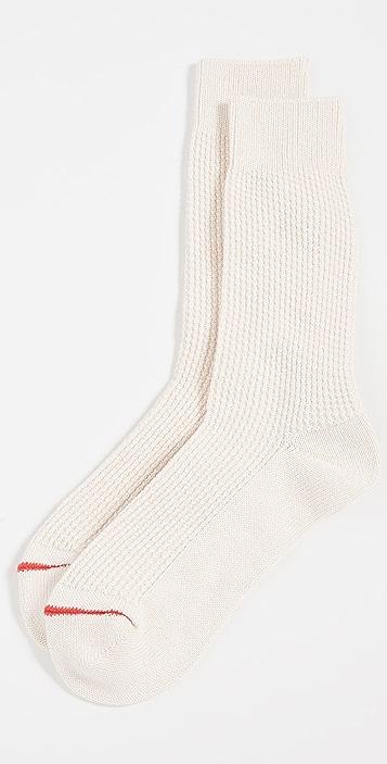 Anonymous Ism Pique Crew Socks