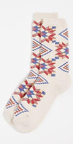 Anonymous Ism - American Quilt Crew Socks