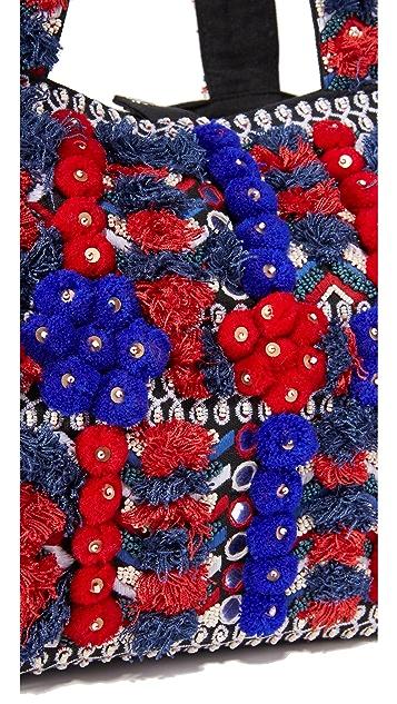 Antik Batik Sunny Cabas Tote