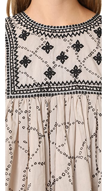Antik Batik Adji Blouse