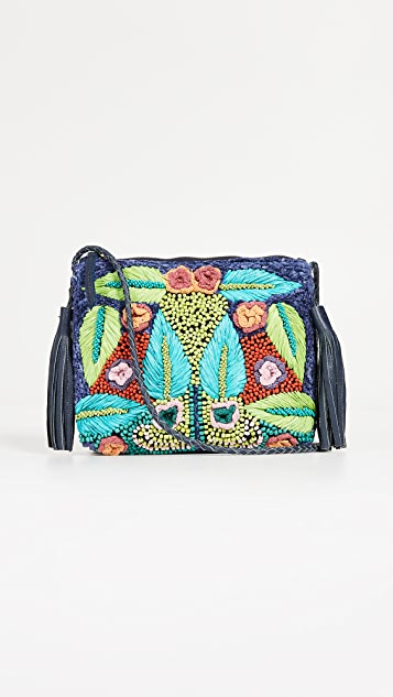 Antik Batik Lila Cross Body Bag - Multico