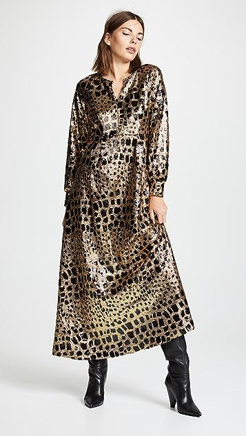 57309e6d0cb Antik Batik Baguy Maxi Dress