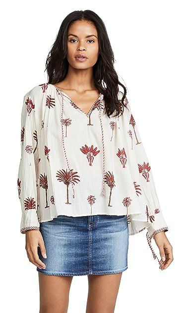 Antik Batik Блуза Palmio