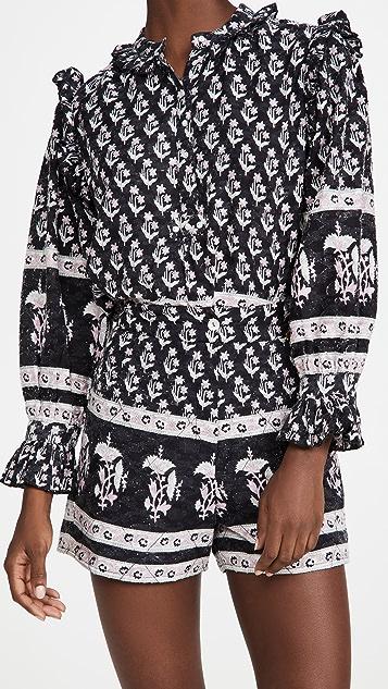 Antik Batik Mandee 女式衬衫