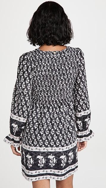 Antik Batik Mandee 罩衫式连衣裙