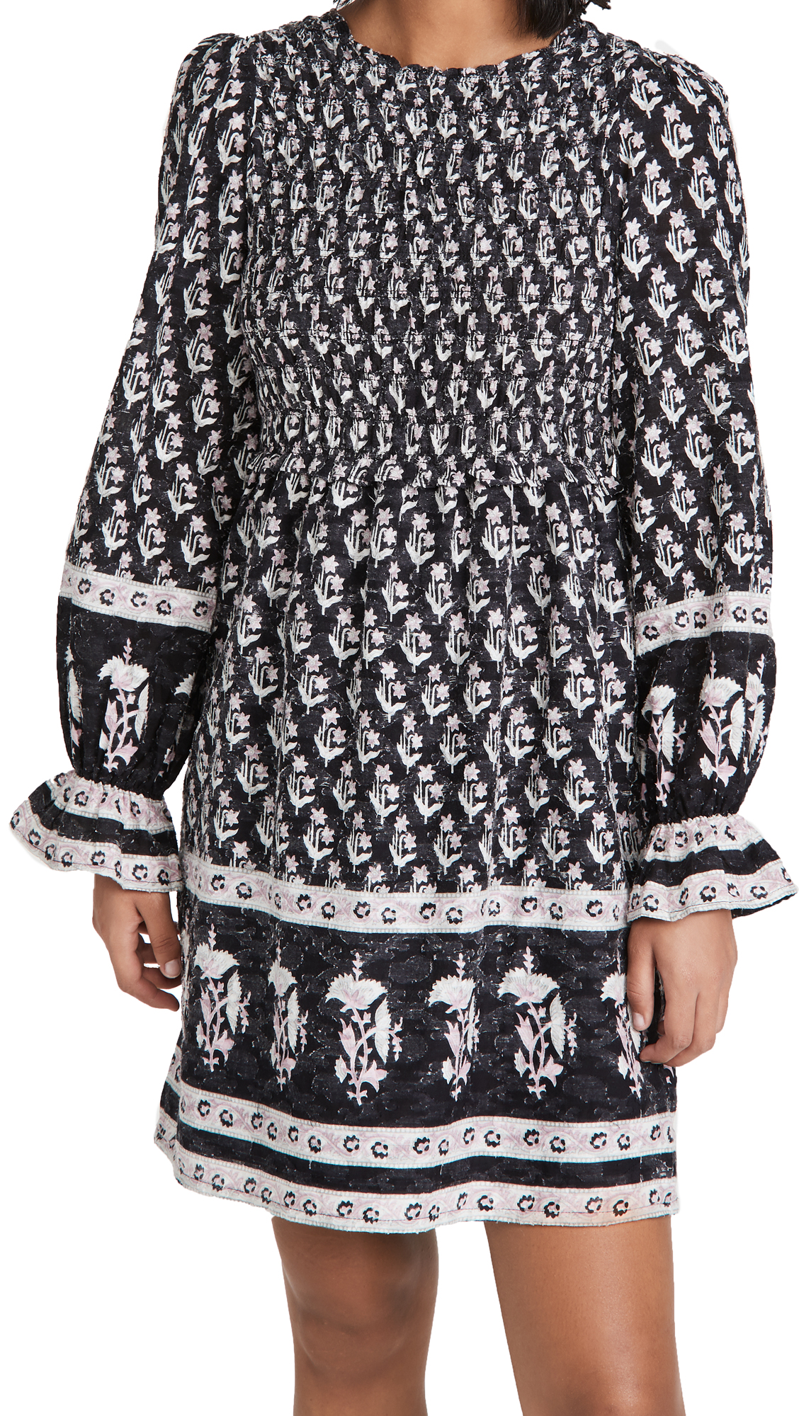Antik Batik Mandee Smock Dress