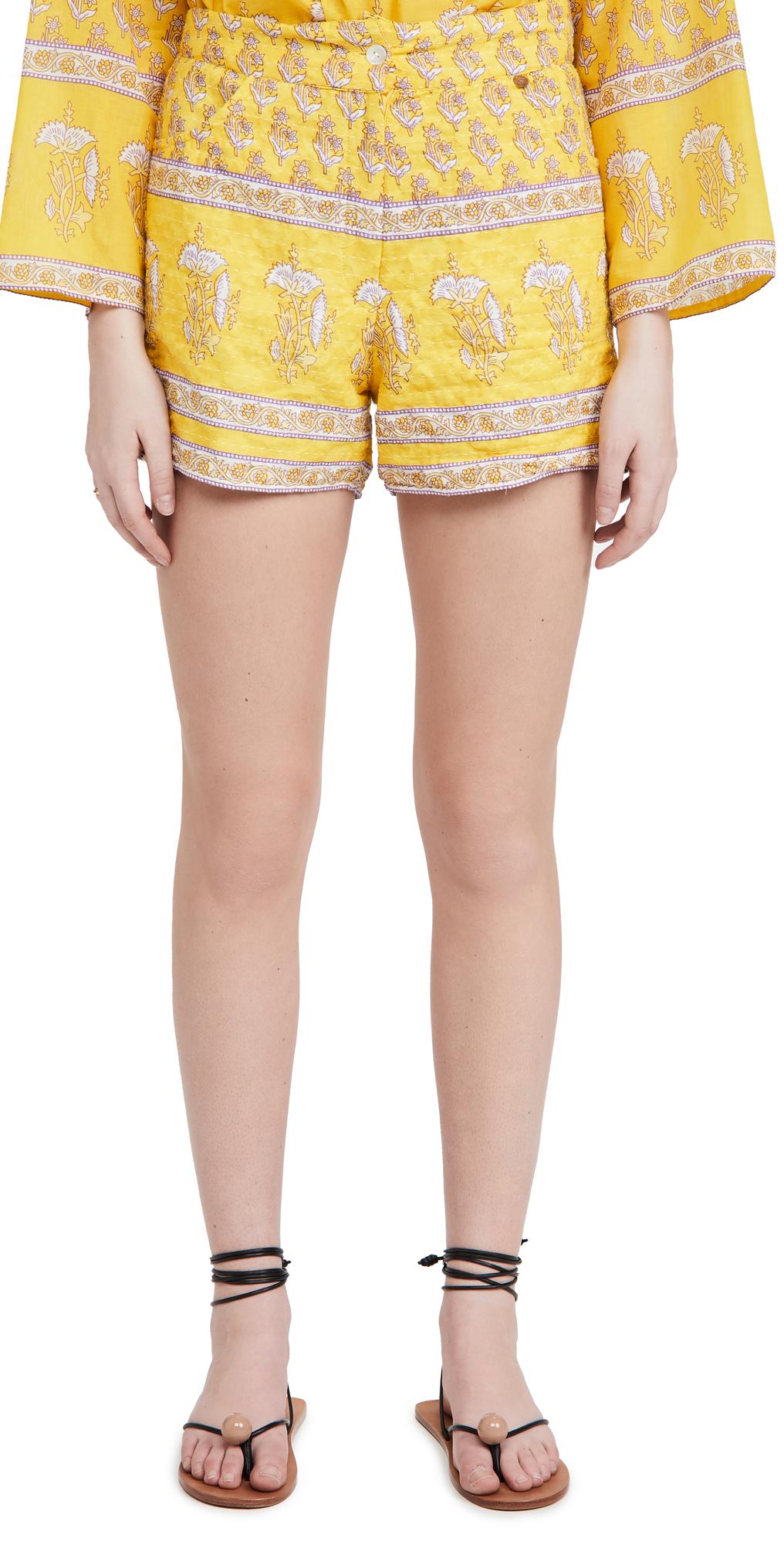 Antik Batik Mori Shorts