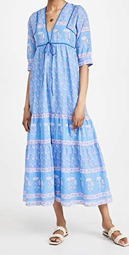 Antik Batik - Mori 长连衣裙