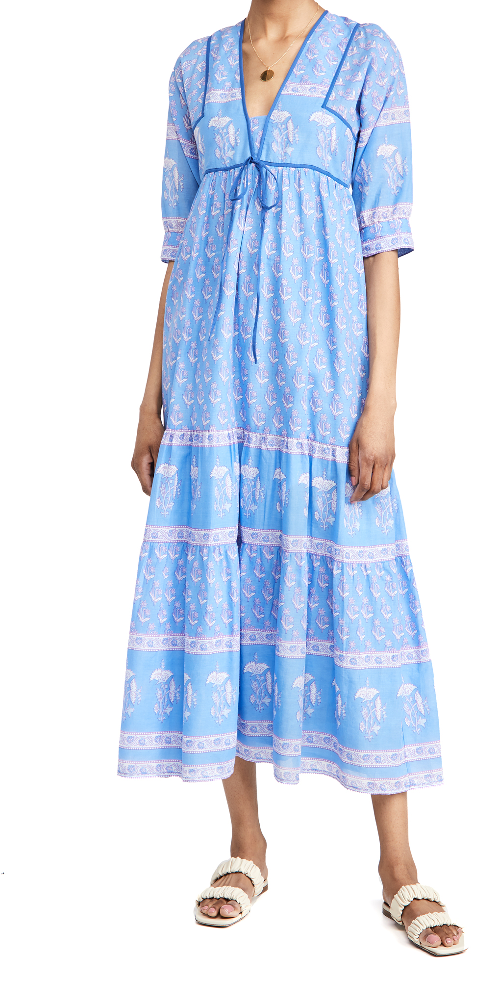 Antik Batik Mori Long Dress