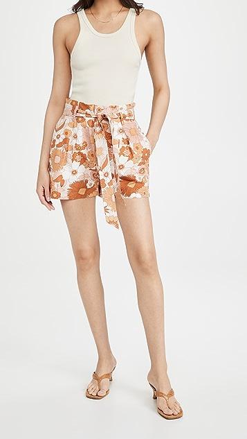 Antik Batik Paula 短裤