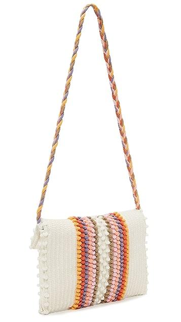 Antonello Suni Fogu Shoulder Bag