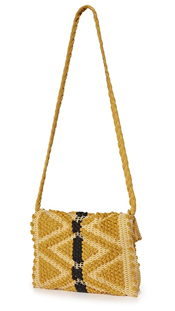 Antonello Suni Rombi Cross Body Bag