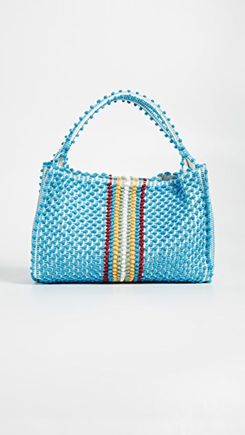 Antonello Montesantu Large Multi Striscia Tote