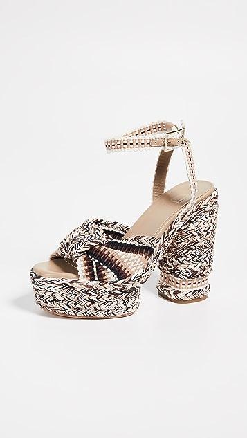 Antolina Barbara Platform Sandals