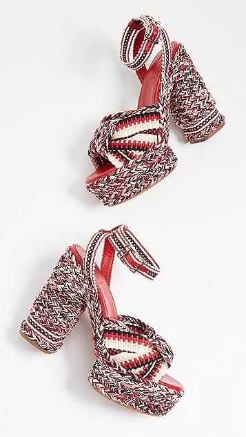Antolina Barbara 厚底凉鞋
