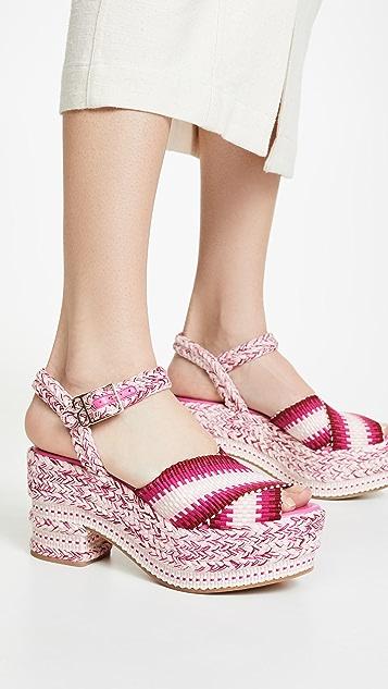 Antolina Brenda Flatform Sandals