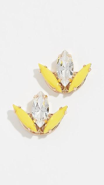 Anton Heunis Tulip Earrings