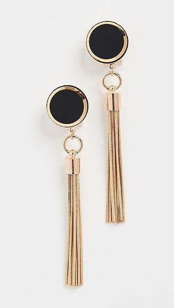 Tassel Earrings by Anton Heunis