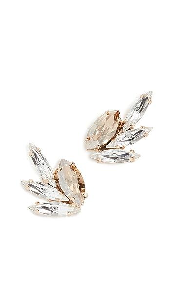 Anton Heunis Wings Earrings