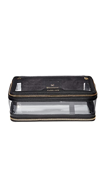 ed0e36f64a Anya Hindmarch Inflight Bag | SHOPBOP