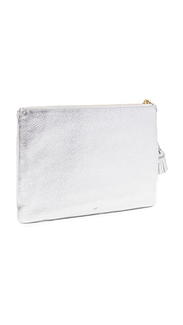 Anya Hindmarch Georgiana All Over Wink Clutch